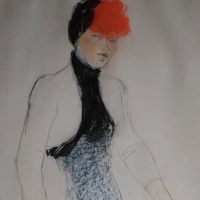 Jo Brocklehurst - Private collection
