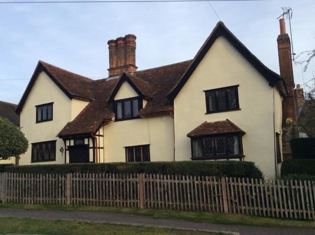 Arthur Legge's house Cabbaches