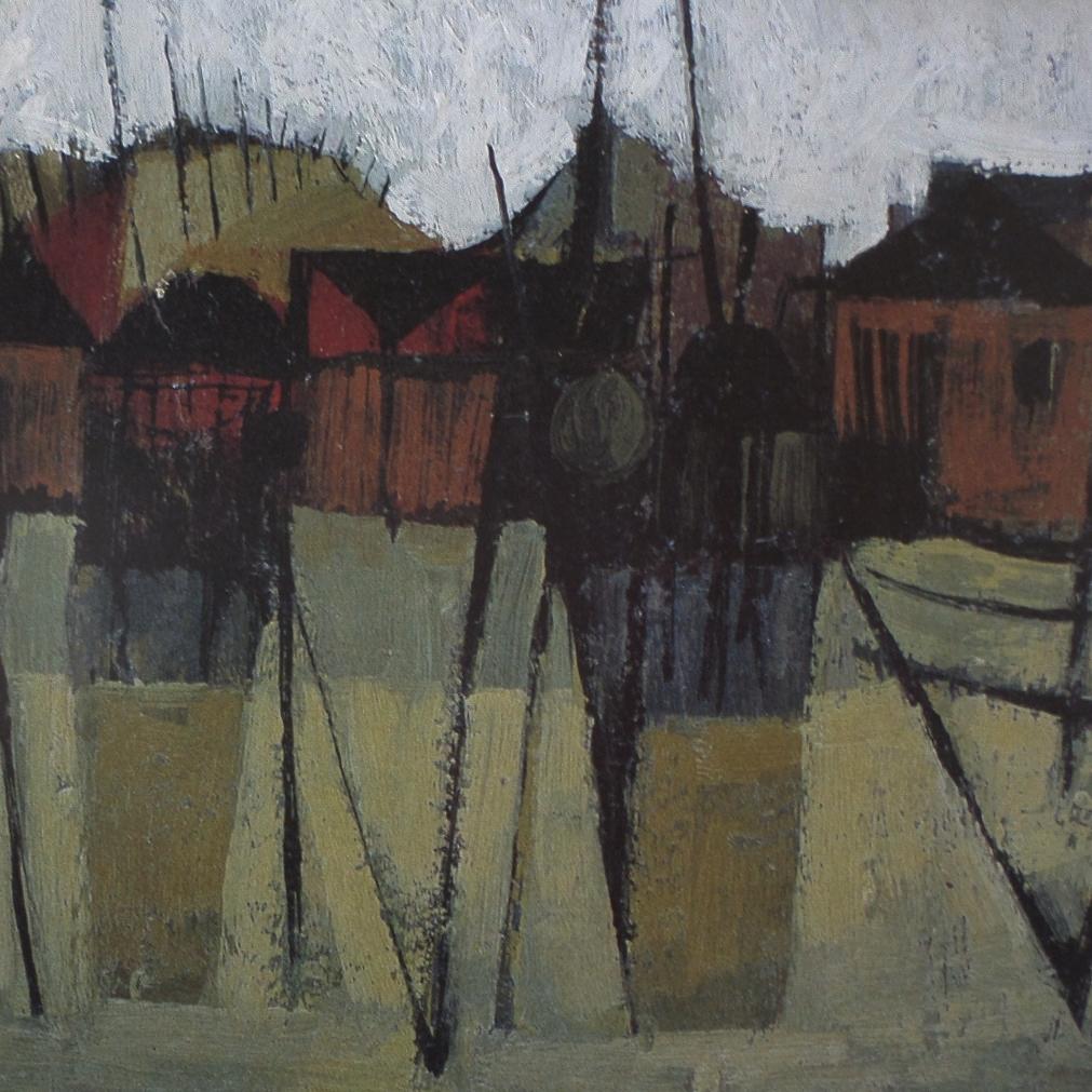 "Alan Reynolds - ""The Village Fair"" 1952"