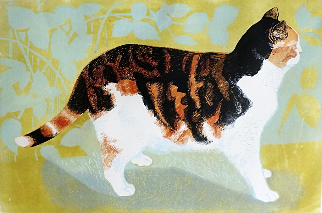 Sheila Robinson cat for sale