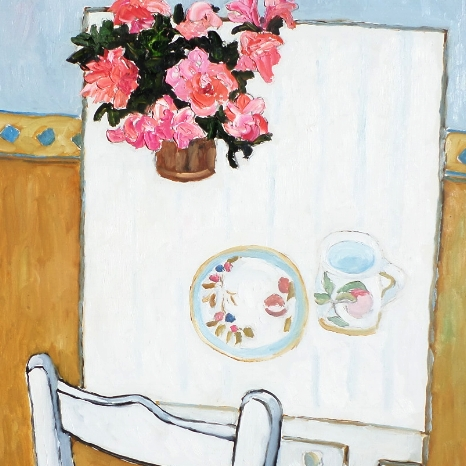 NEW! - White table