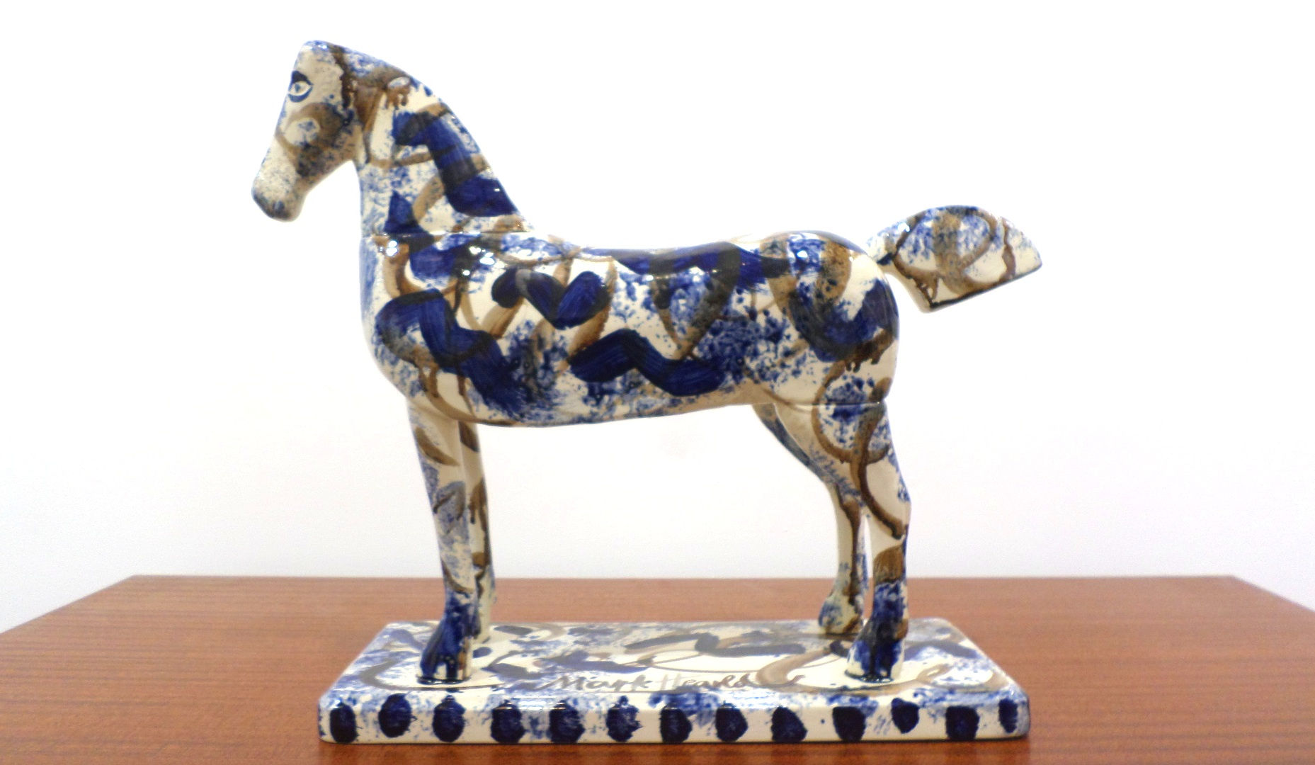 Mark Hearld ceramic horse for sale