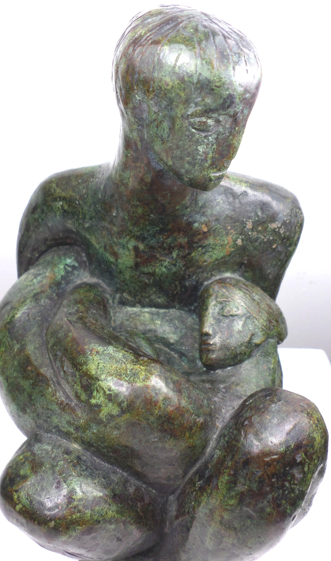 david wynne bronze lovers