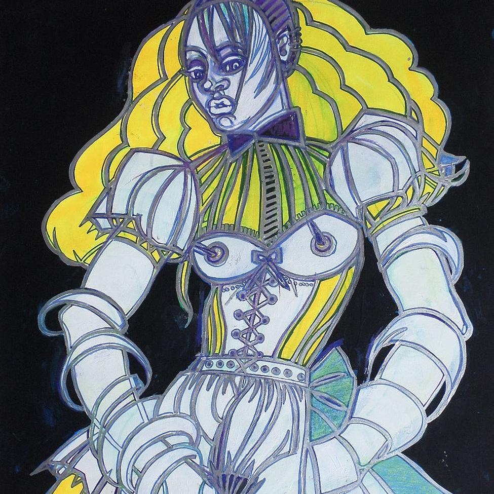 Deadly Nightshade- Club Dancer