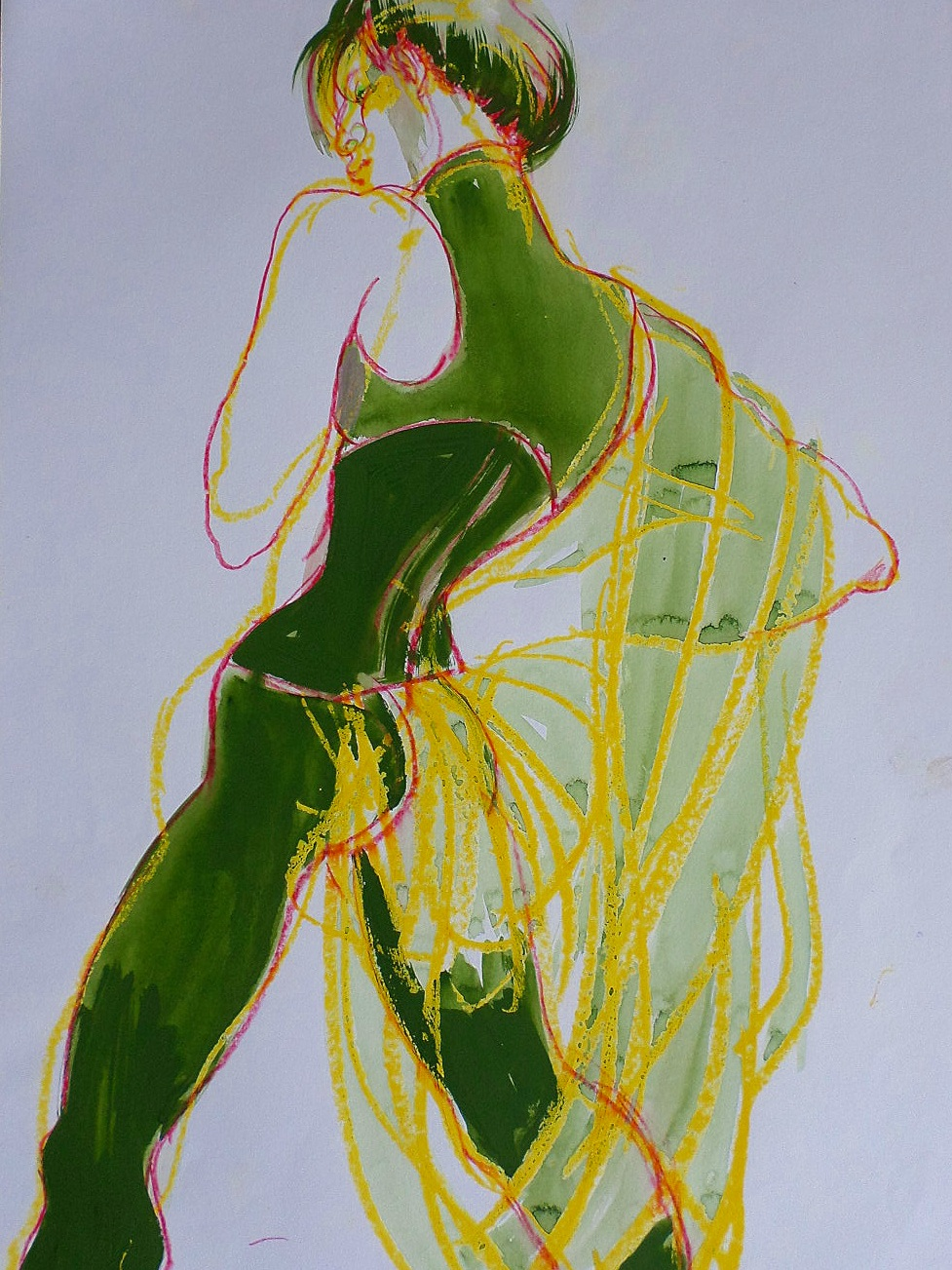 jo Brocklehurst painting for sale
