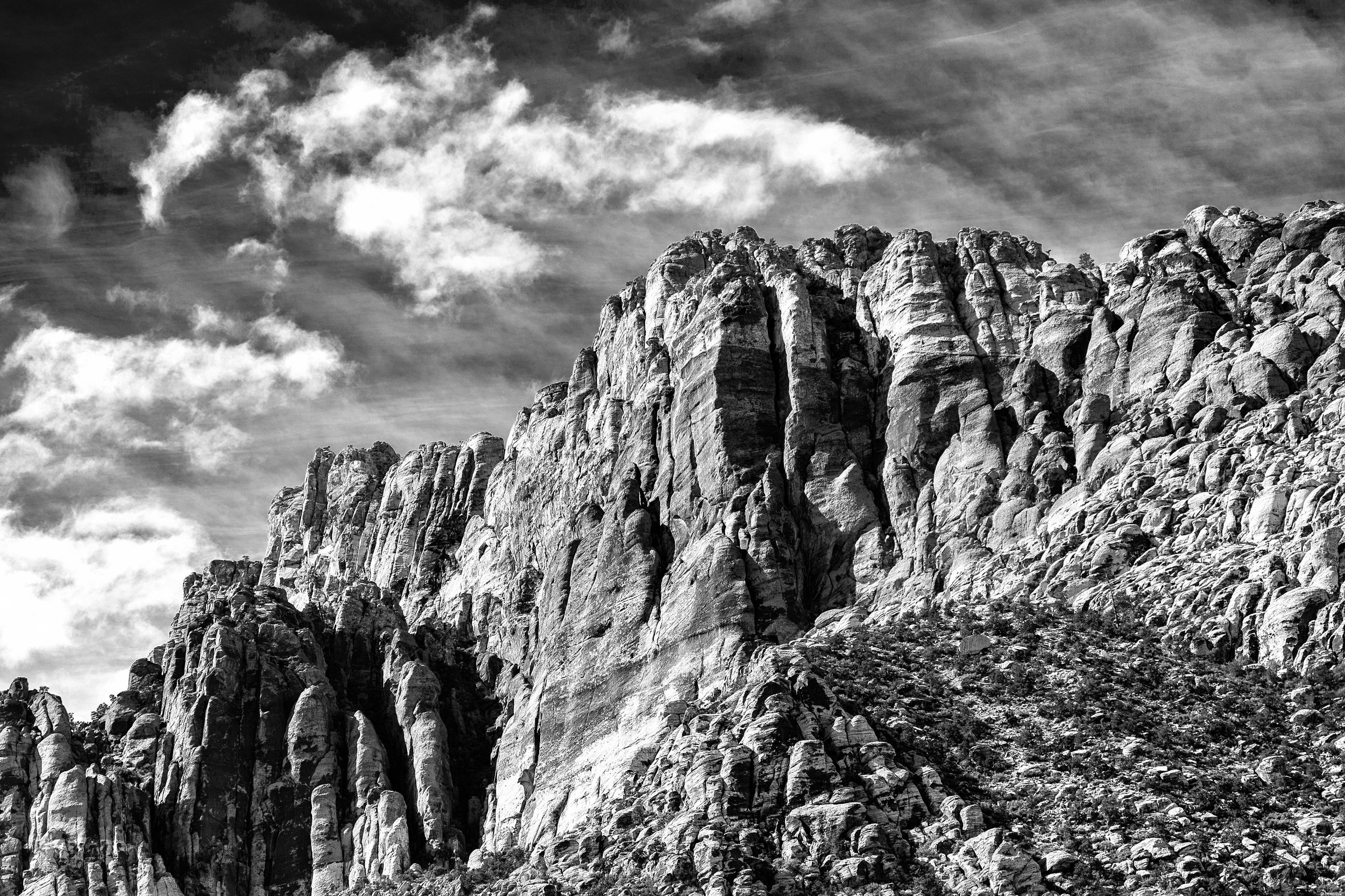 Red Rock Canyon near Las Vegas. Photo by betchel-photography.com