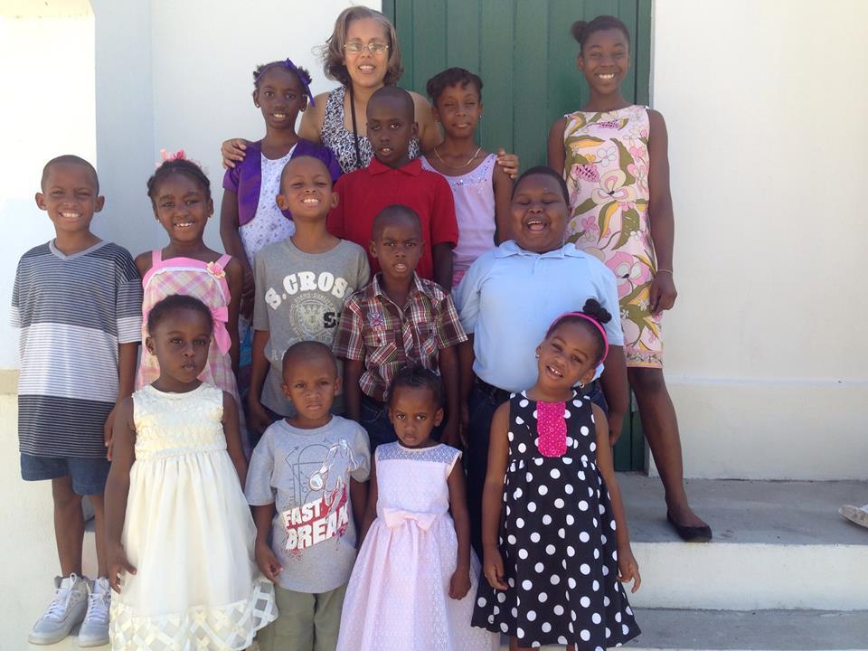 Ms. Camilla's Sunday School Class