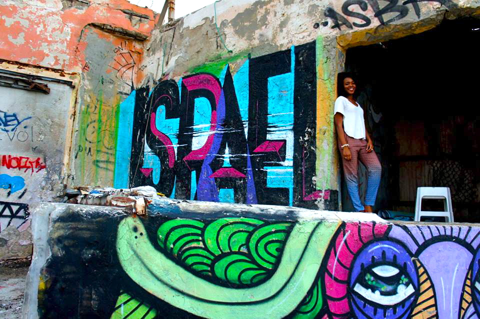 ISRAEL & PALESTINE BY JESSICA F. COBBS
