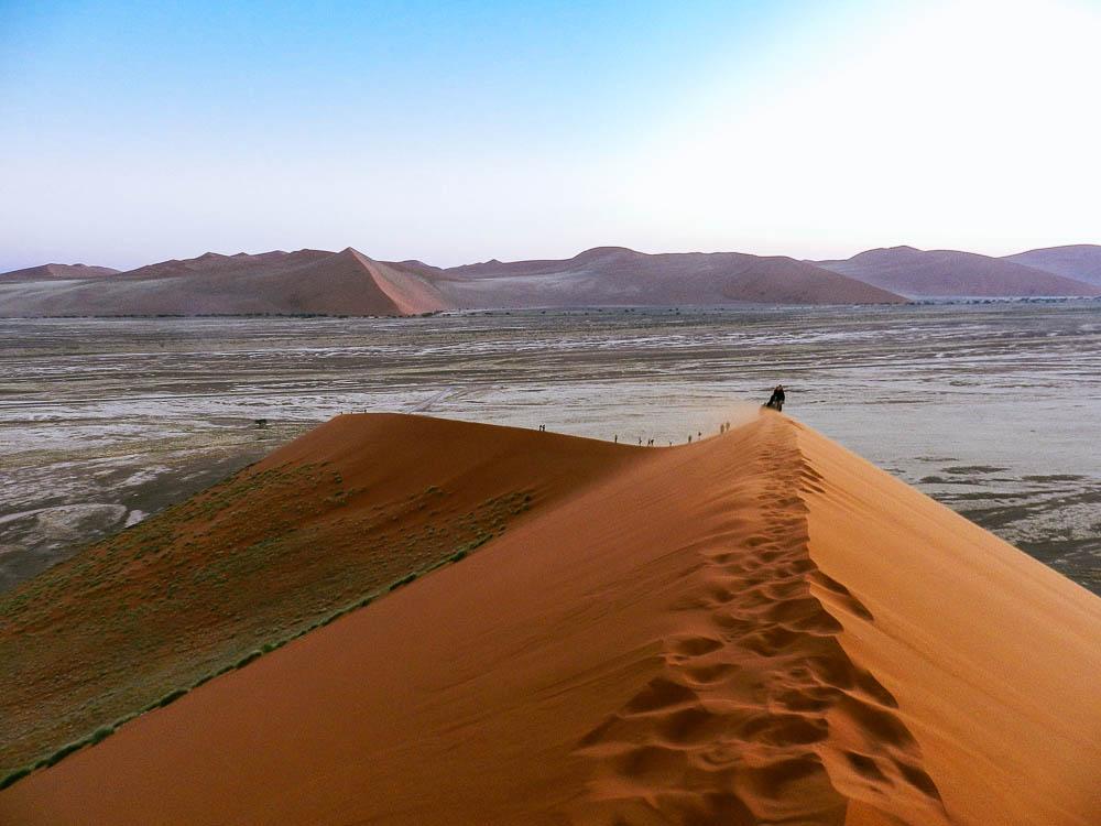 namib desert africa