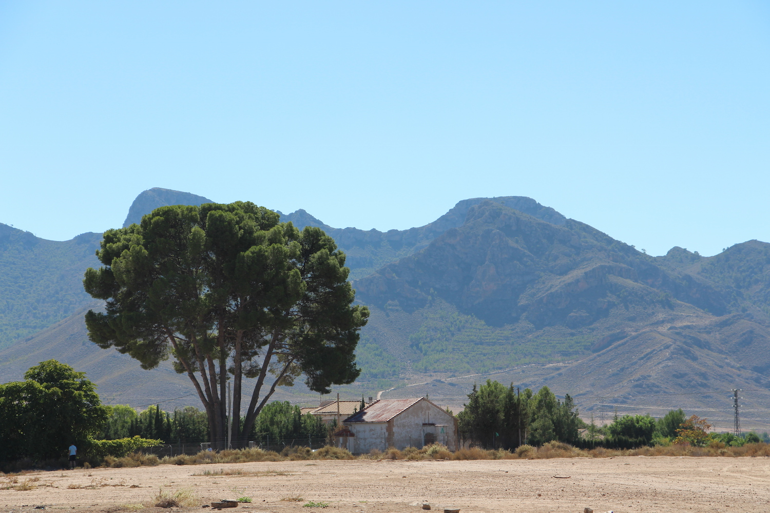 Mountains in Jumilla.JPG