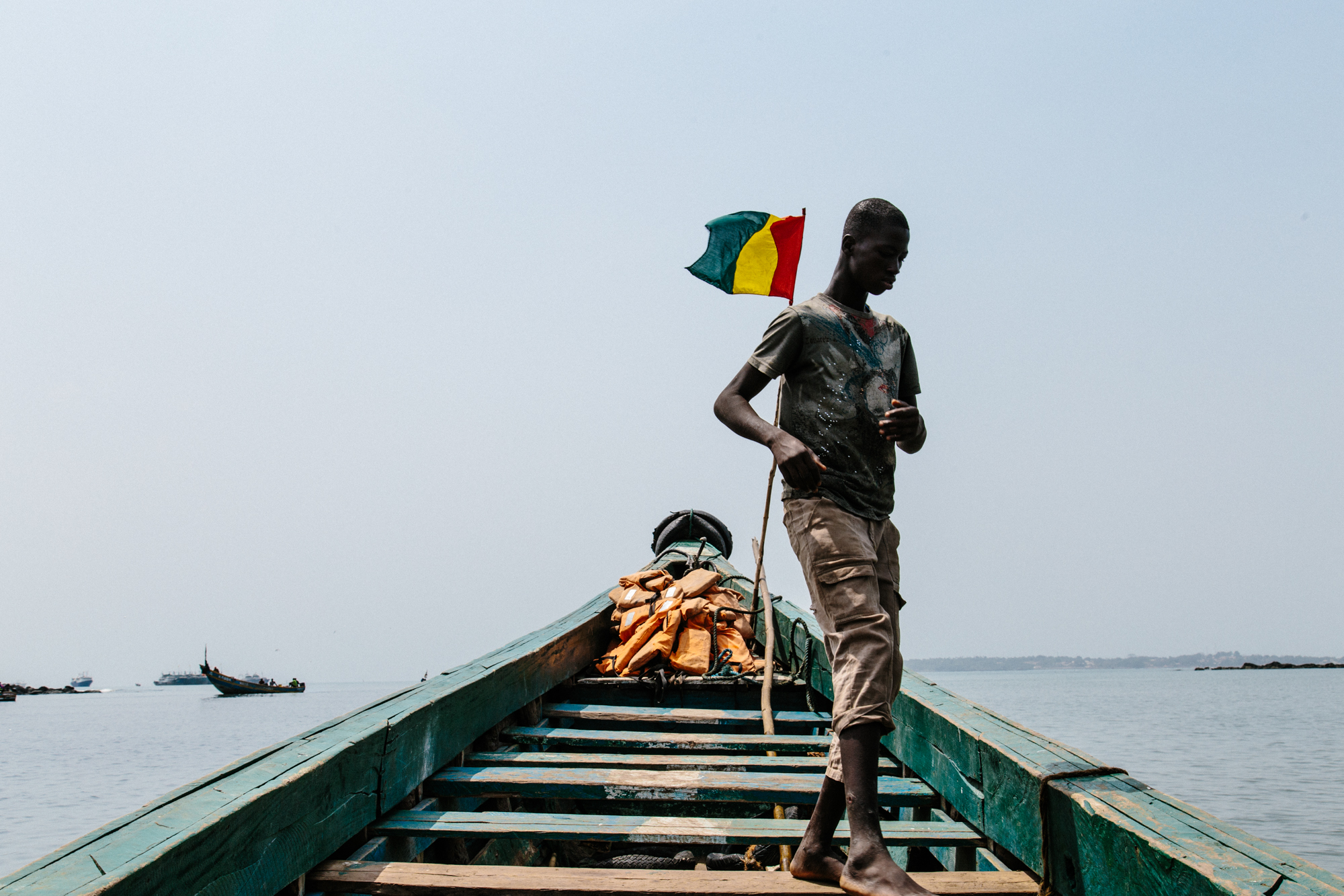 Intalnire femeie Guinee Conakry)