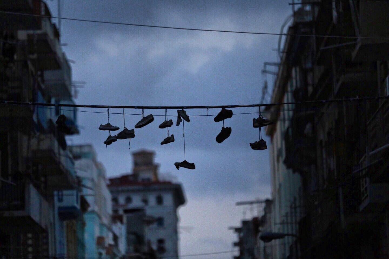 hanging shoes.JPG