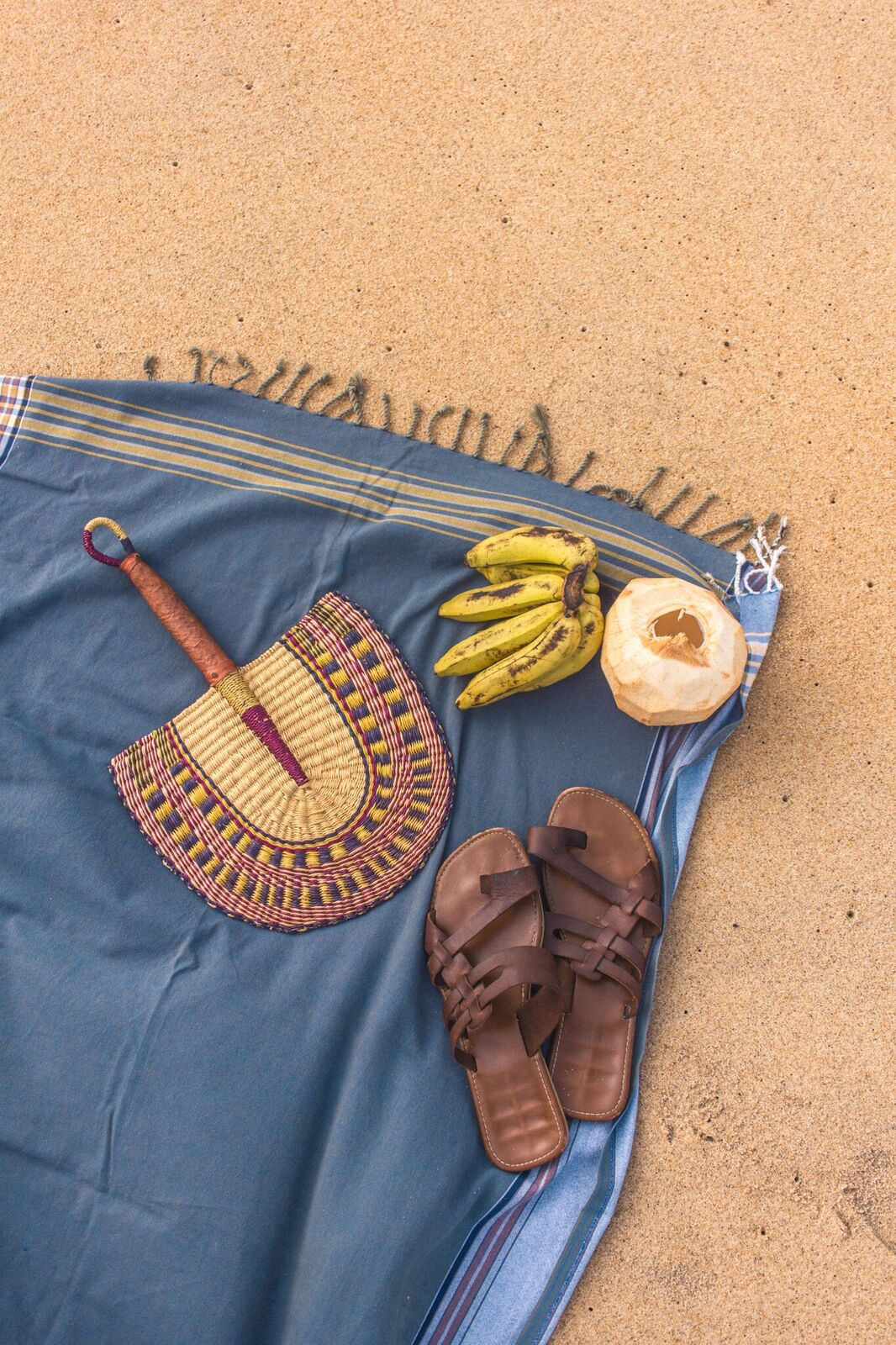 Bananas on beach.jpeg