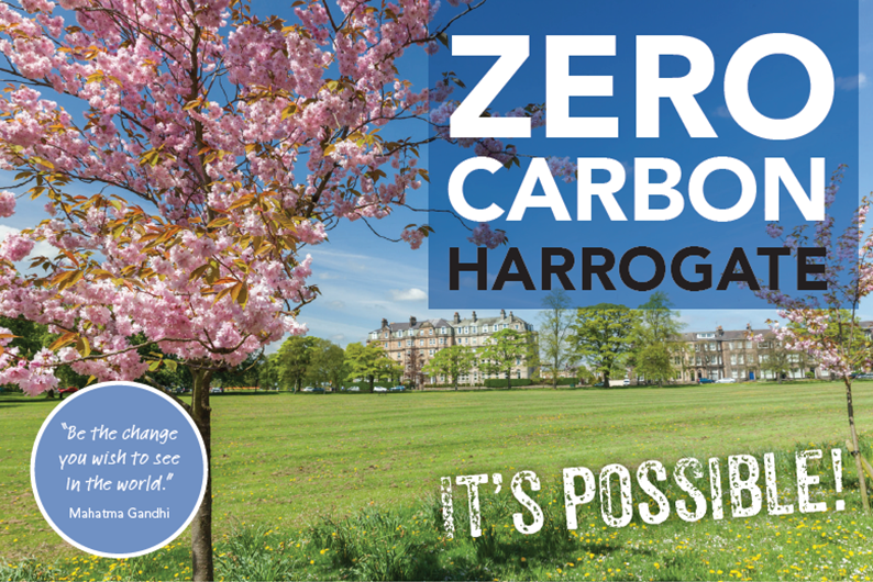 Click on the image to find out more about Zero Carbon Harrogate.