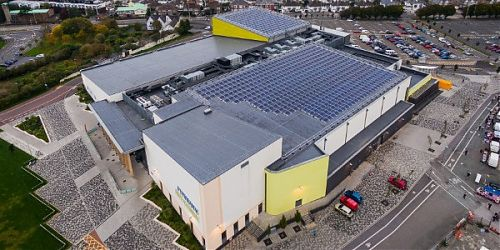 Plymouth Life Centre's Solar Roof  Source: Plymouth Energy Community