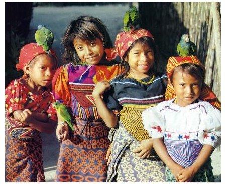 Cuna Indian girls.jpg