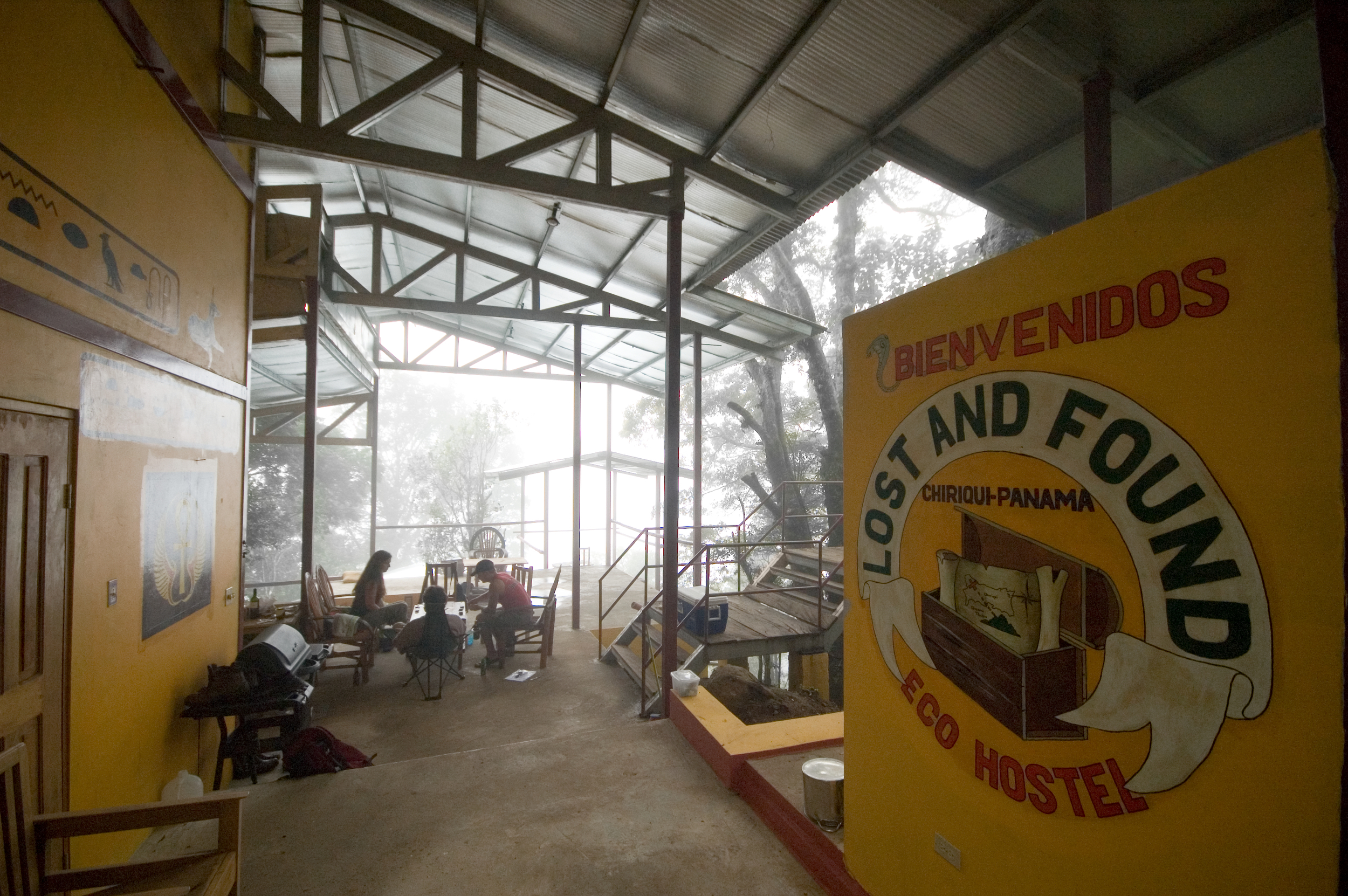 The Lost and Found Hostel Panama