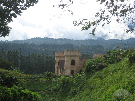 Dr. Mike's Castle House in Boquete