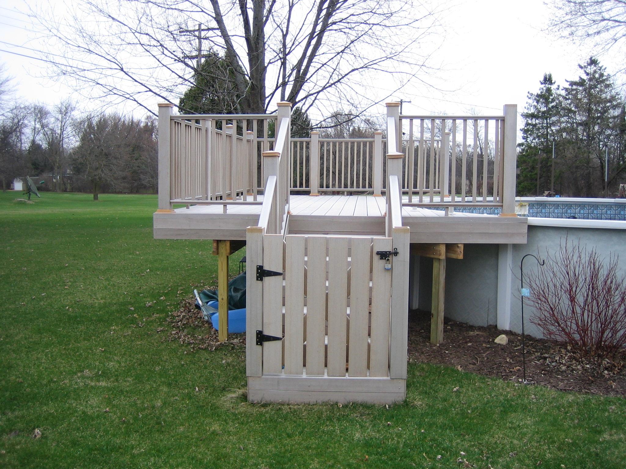 Decks, Patios, Fences