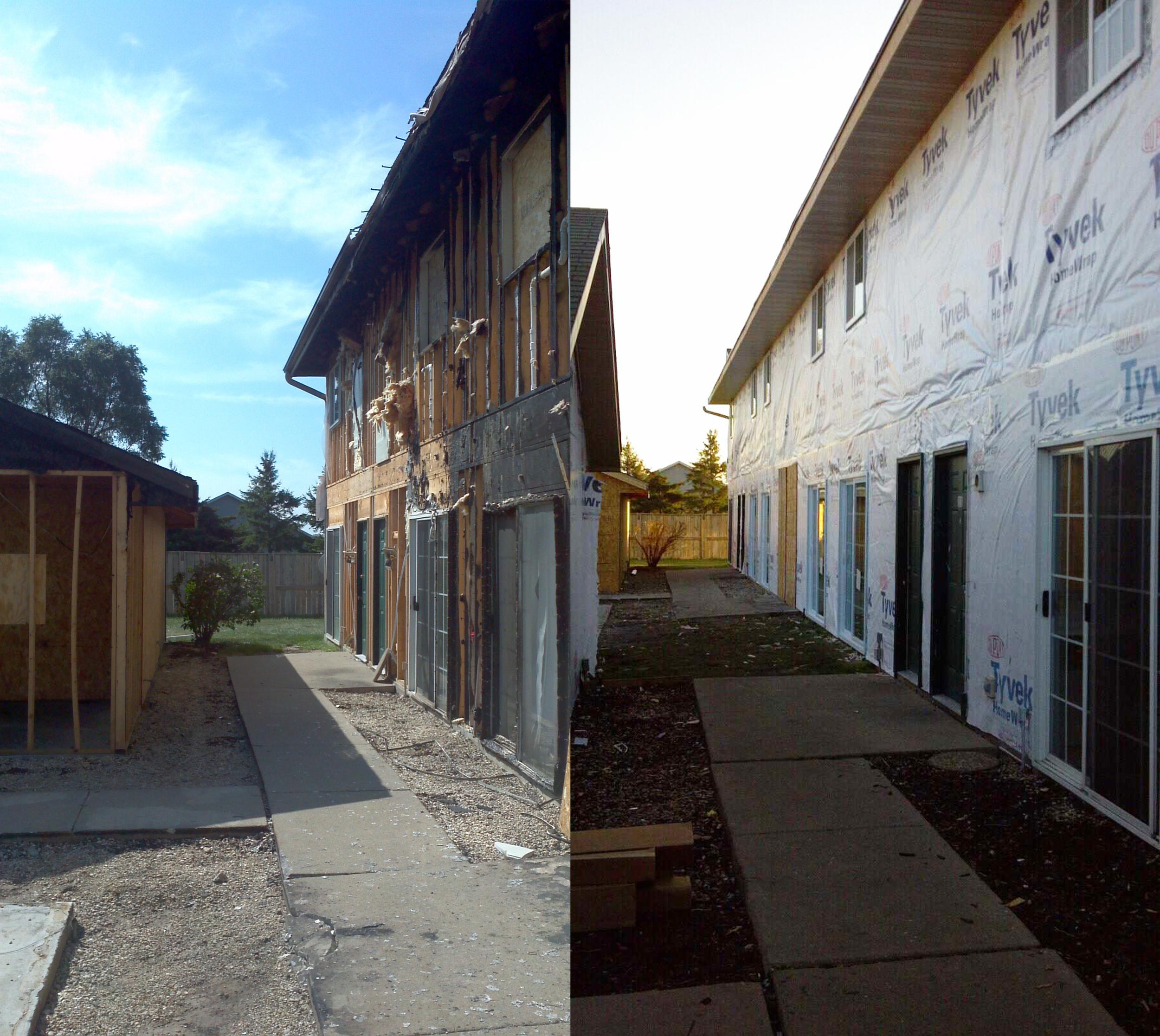 Exteriors, Siding & Entryways