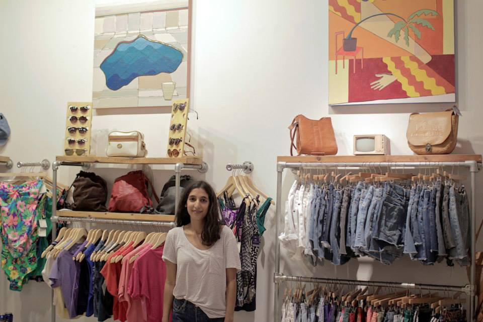Salina Ladha's Vernissage at Citizen Vintage 2014