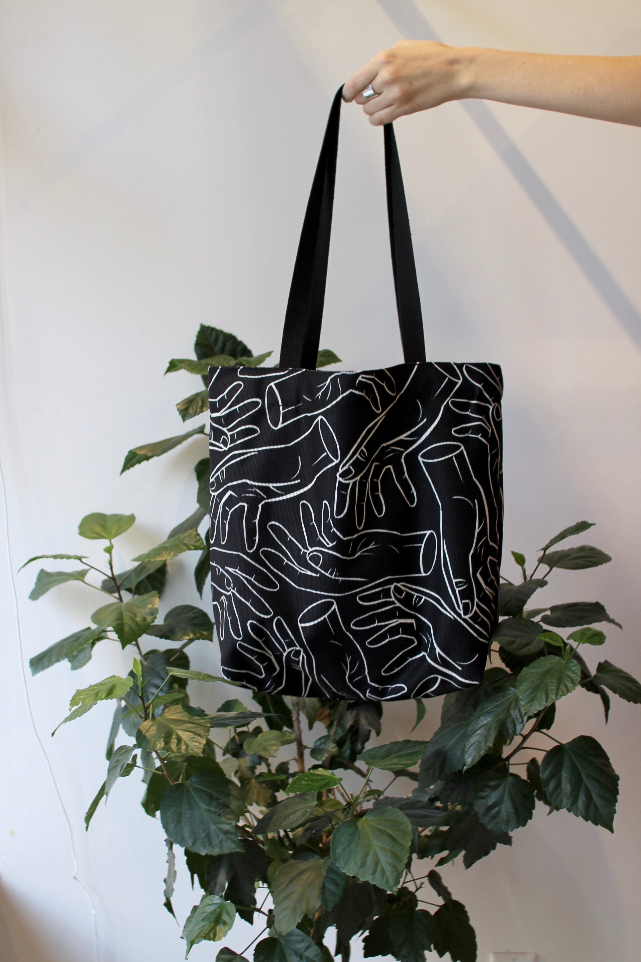 Greg Doble X Miss Kelly Tote