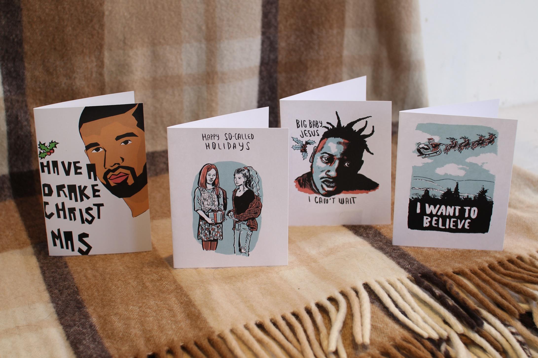 Hello- LA & Adam Waito Cards