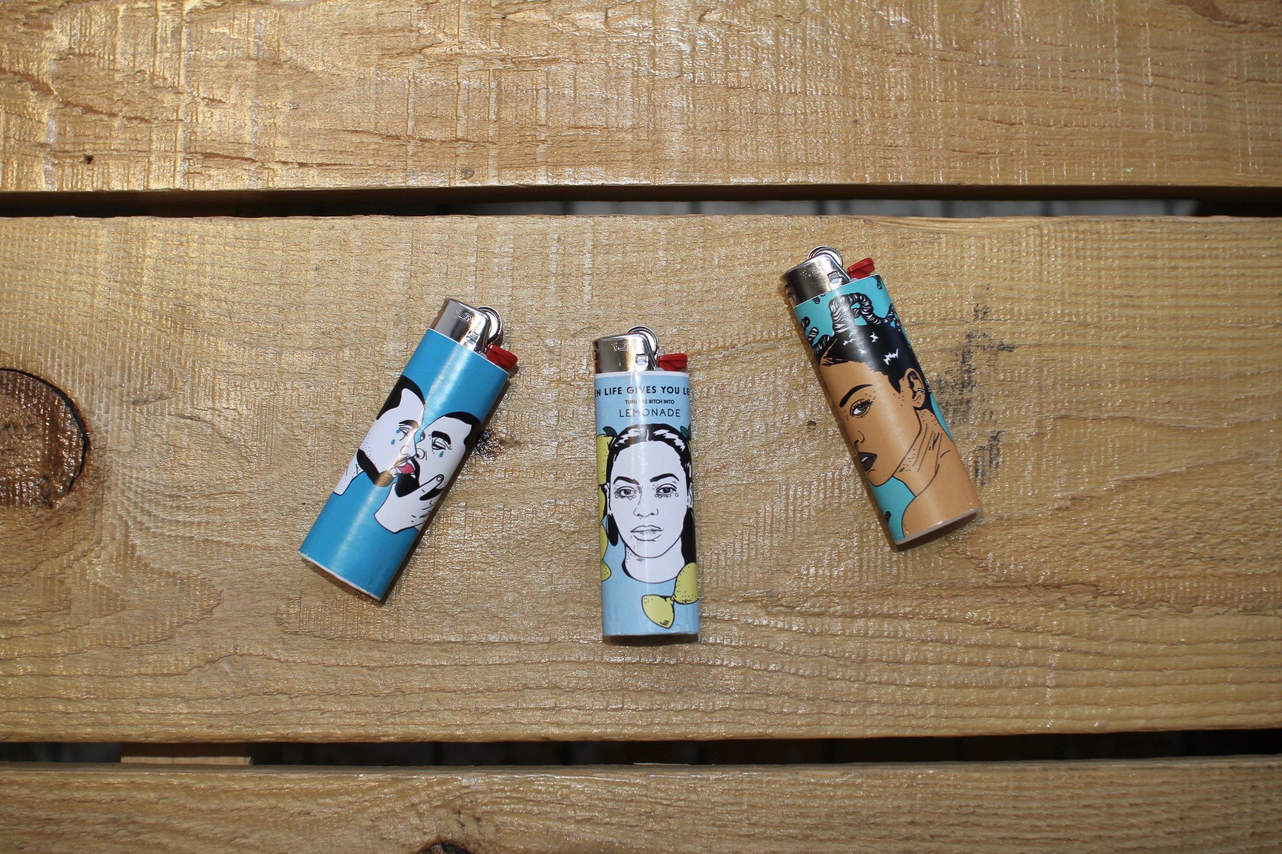 Fun Lighters