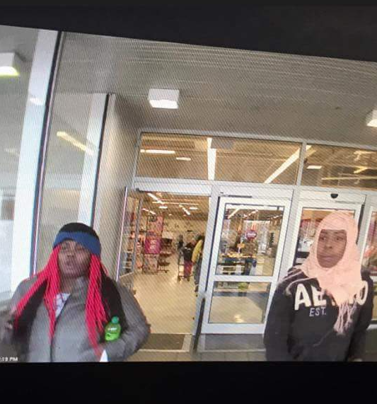 Beware - if you see these ladies.