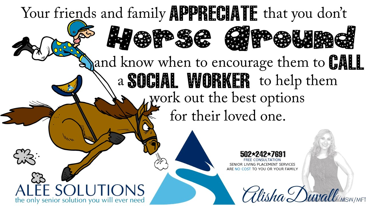 cALL TODAY TO LEARN MORE ABOUT WHAT A SOCIAL WORKER CAN DO FOR YOU. (502)242-7691