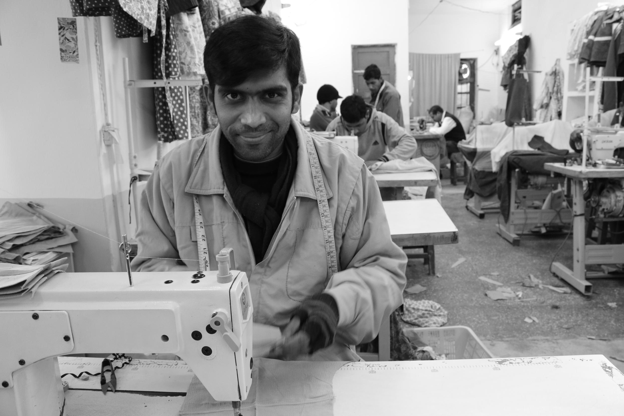 Eternal Creation Fairtrade Tailoring Unit