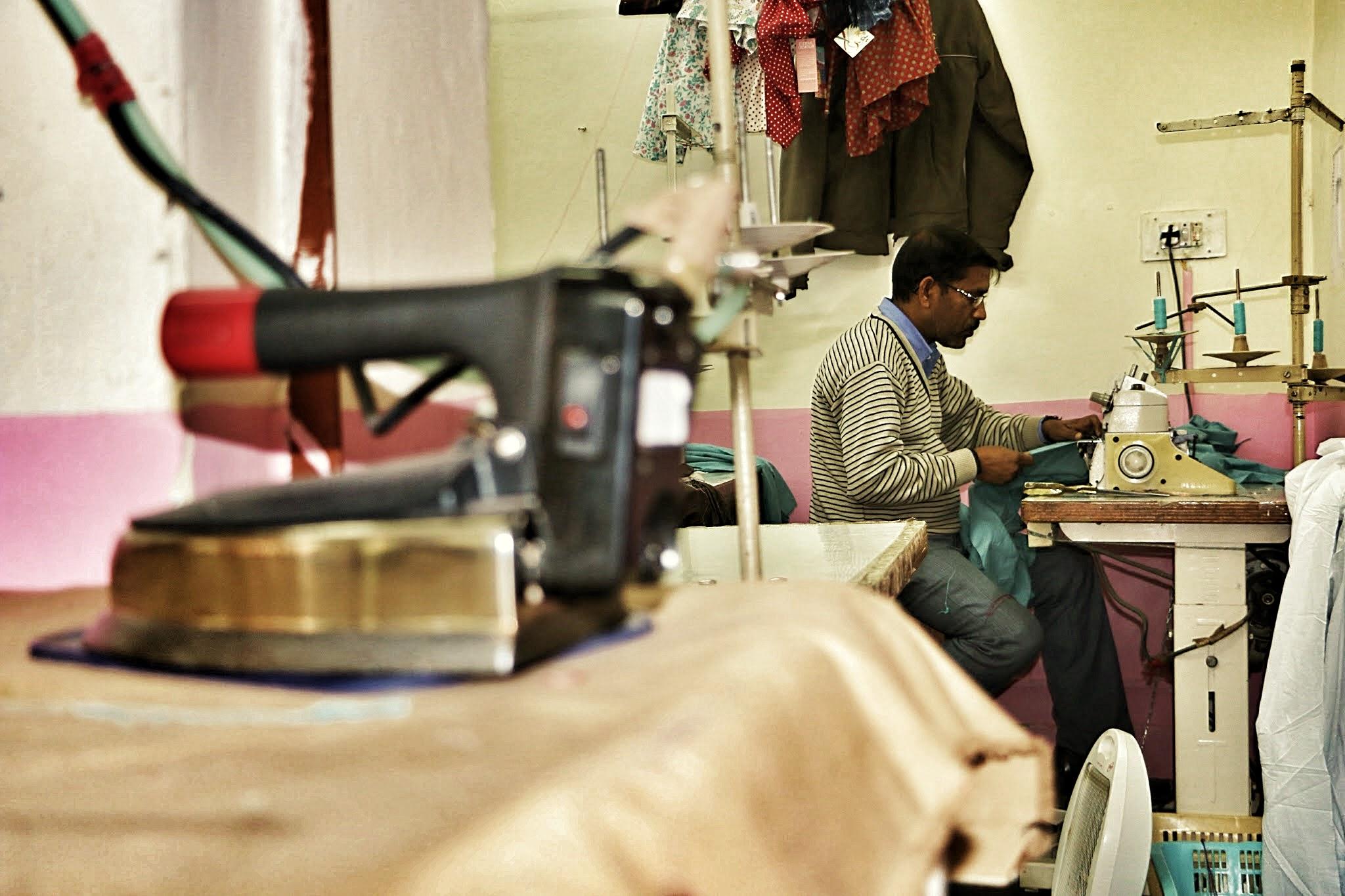 Fairtrade Tailoring Unit