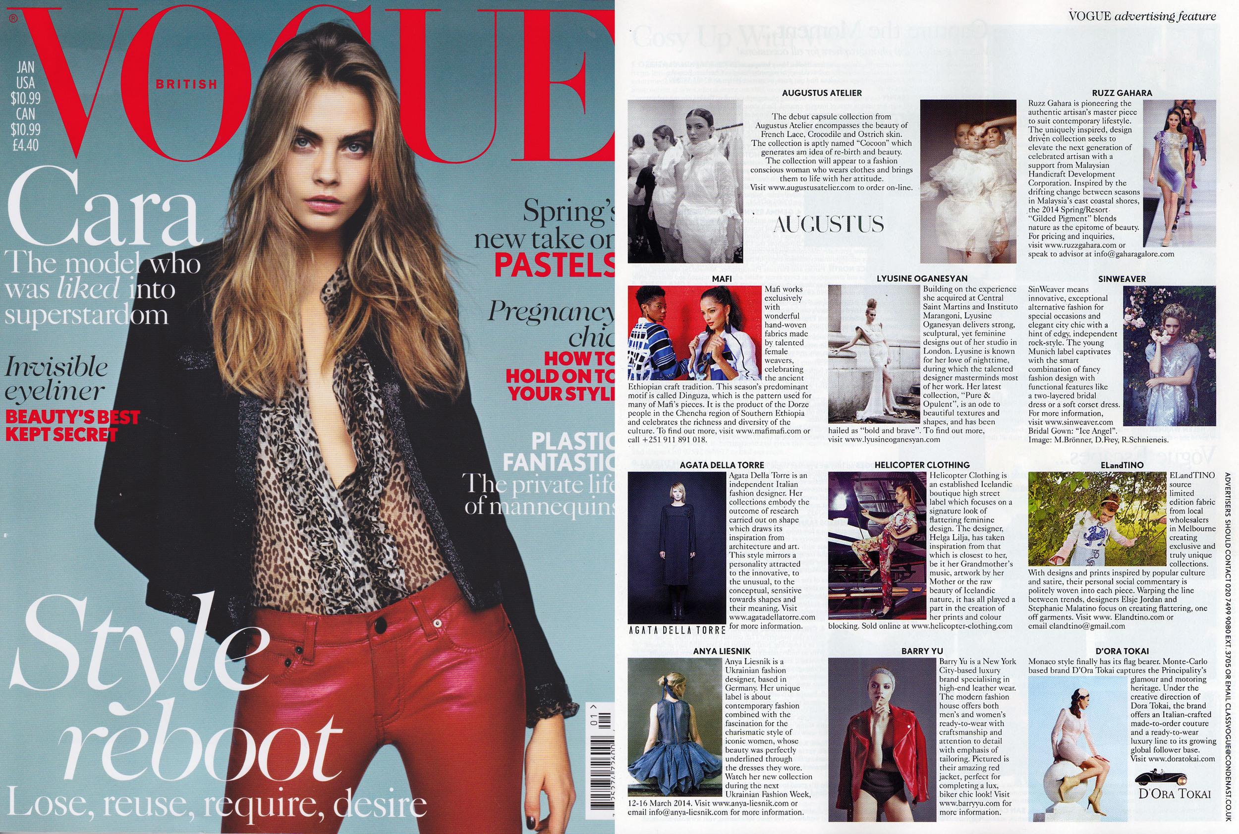Vogue Brittain