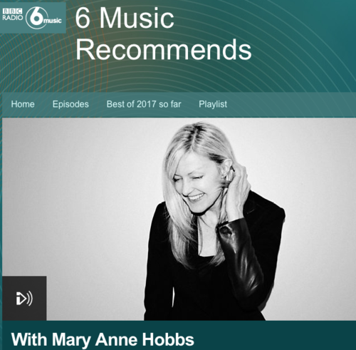 Quadrantes - Mary Ann Hobbs played an extrait from the forthcoming QUADRANTES album by President Bongo & Óttar S. Release date October 12th 2018!