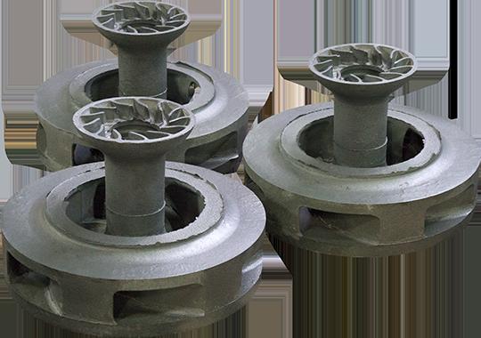 three-impellers
