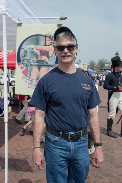 Fells Point hosts a  Privateer Day  each year to celebrate one of the many maritime traditions that are part of Maryland's rich connection with the Chesapeake.