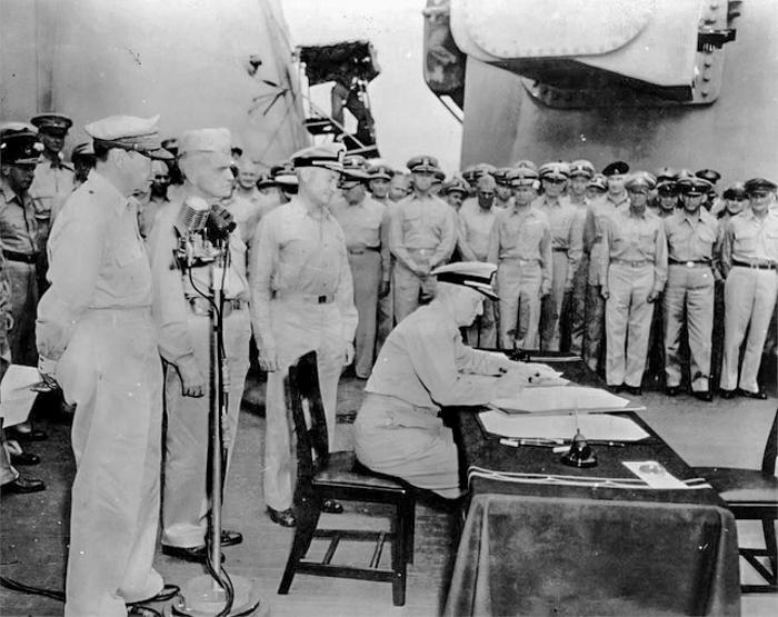 Nimitz Signs For U.S