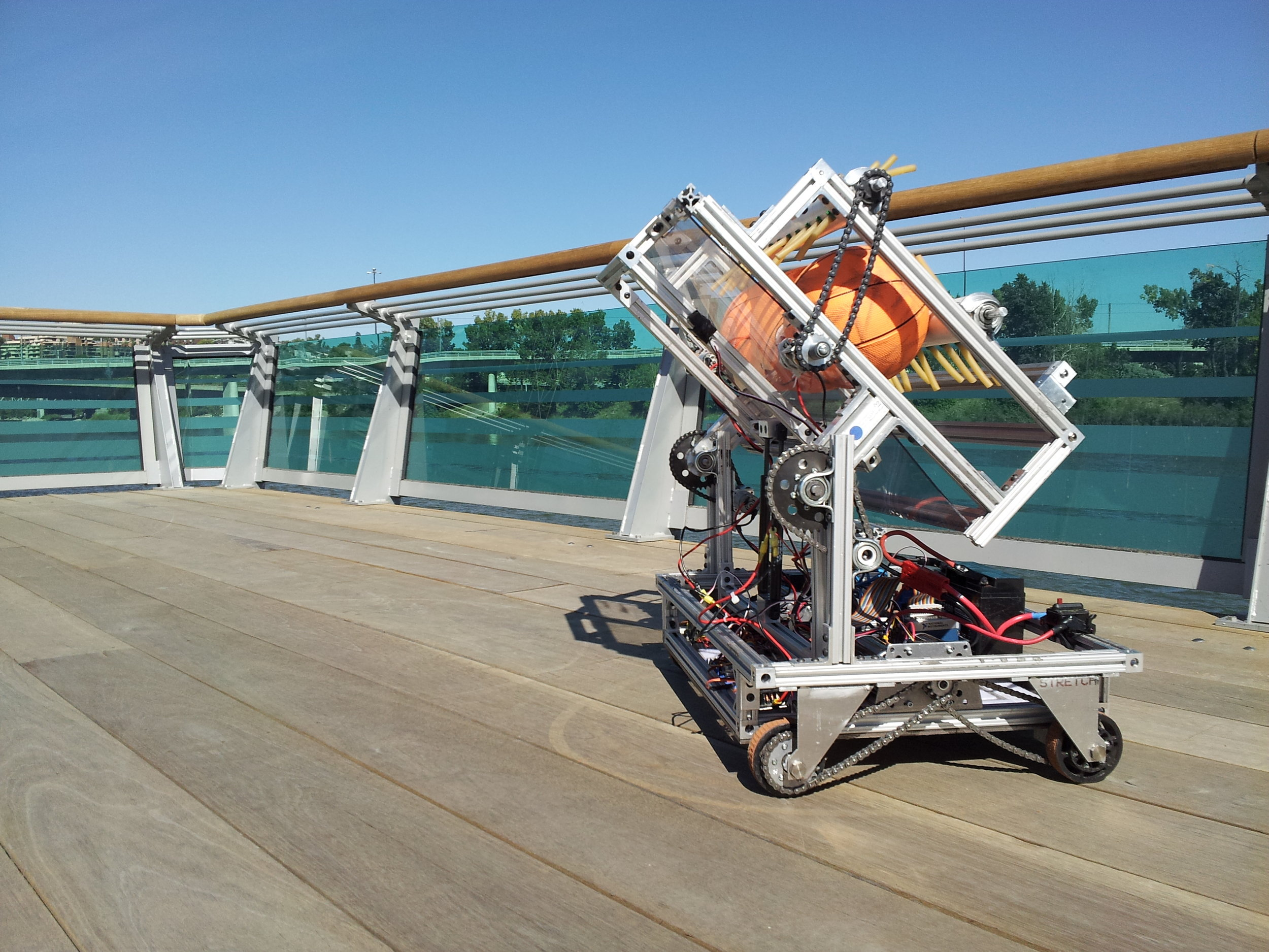 This was the robot a LOT of teams should have built in 2012.  Why didn't they?