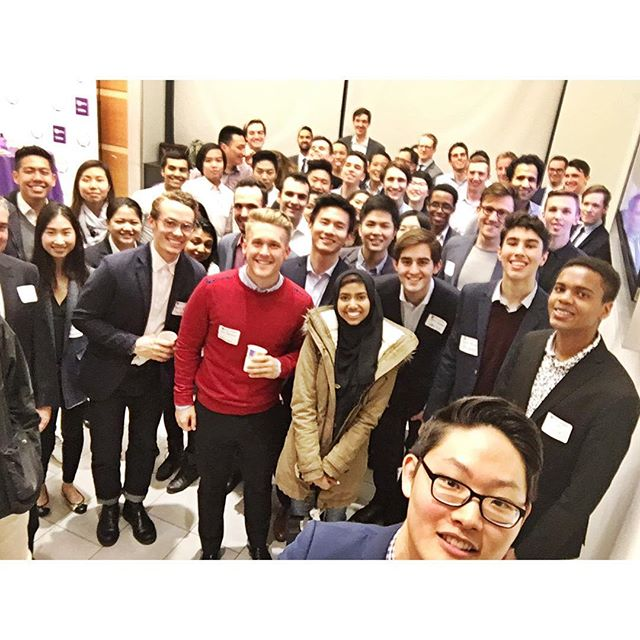 Hope you all are having an amazing time at Ally Week! #tbt our new #ellenselfie for our #NYUSternAllyWeek at our Ally Week Spring Kick-Off Mixer