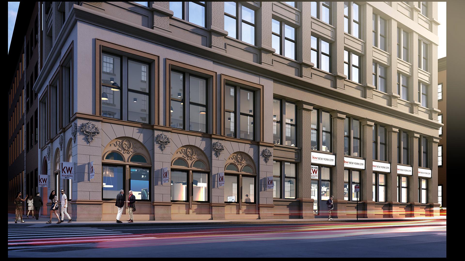 377 Broadway, New York, NY (*Artist rendering)