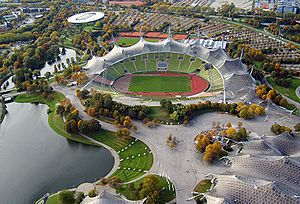 Munich Olympic Stadium