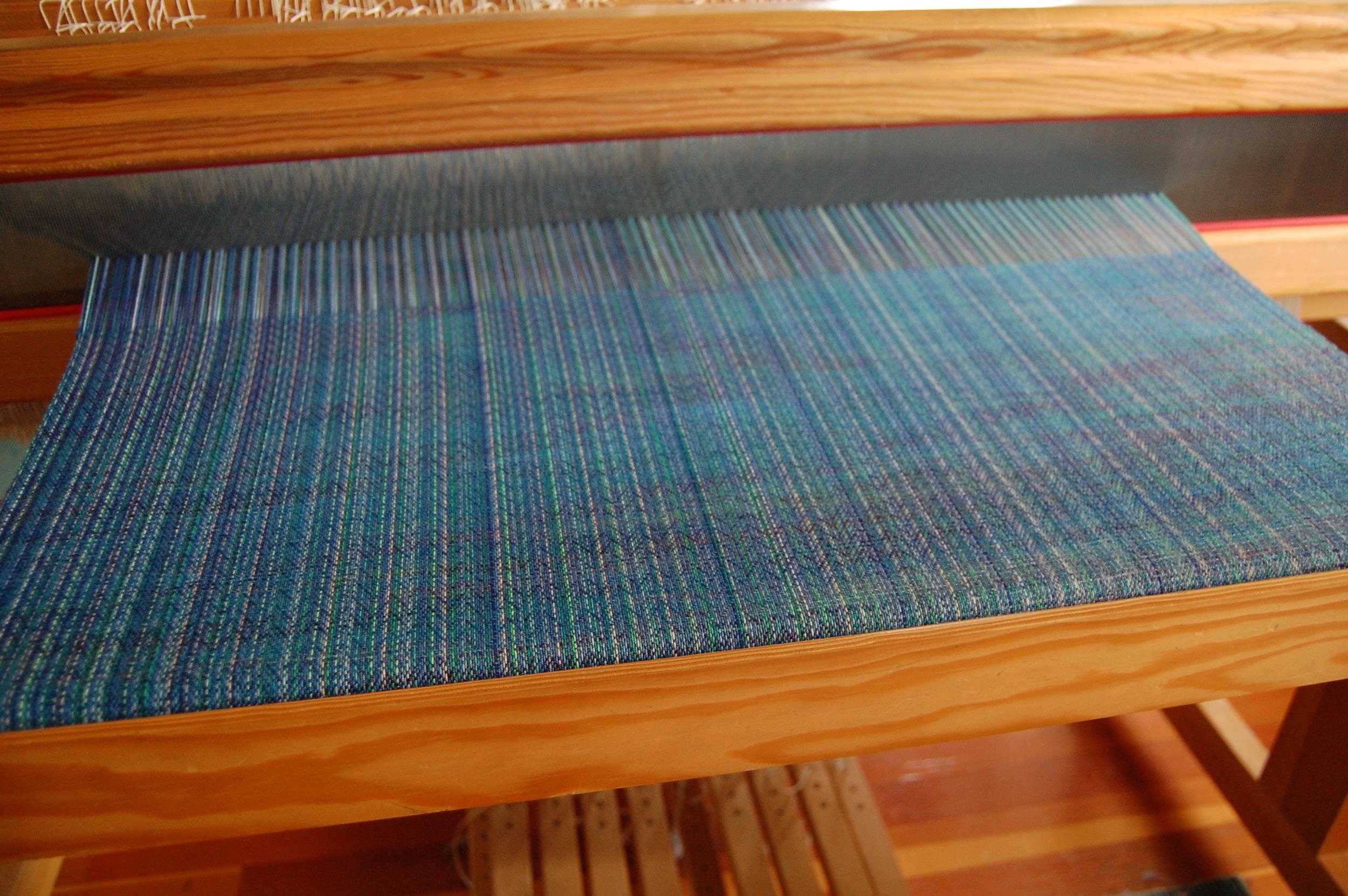 Madeline Tosh lace weight superwash merino wool in Mandala