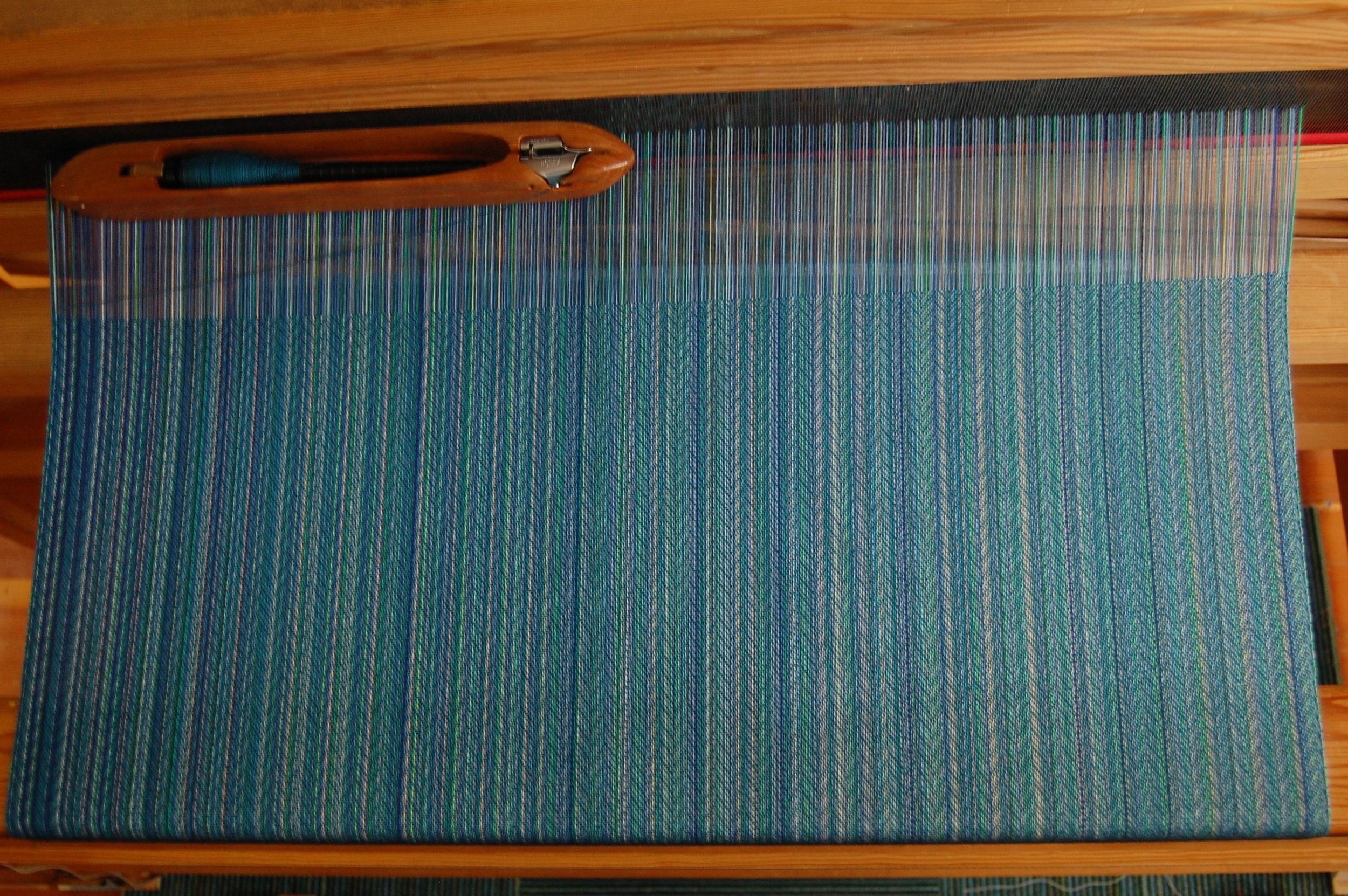 Lapis superwash wool