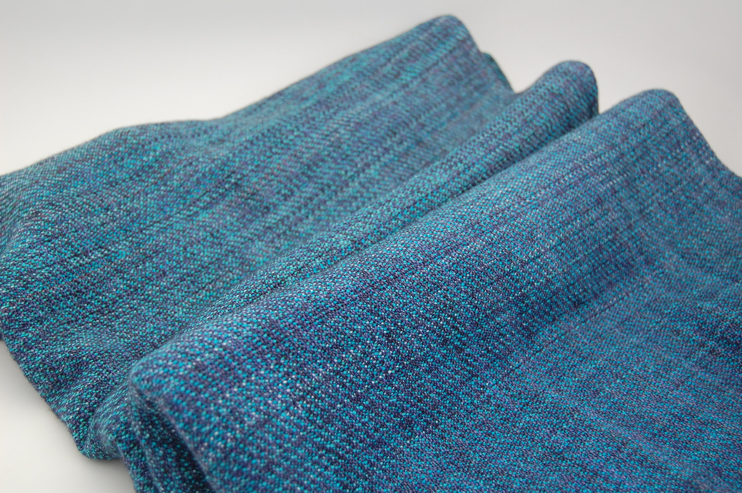 "ione superwash merino wool weft 3.3 meters and 28"" wide $429 approximately 320 grams/m^2"