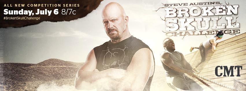 Steve Austin's Broken Skull Challenge. Competitor, episode 108.