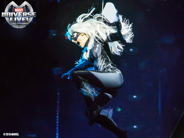 Black Cat (FELD Entertainment- Marvel Universe Live)