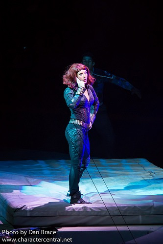Black Widow- Marvel Universe Live