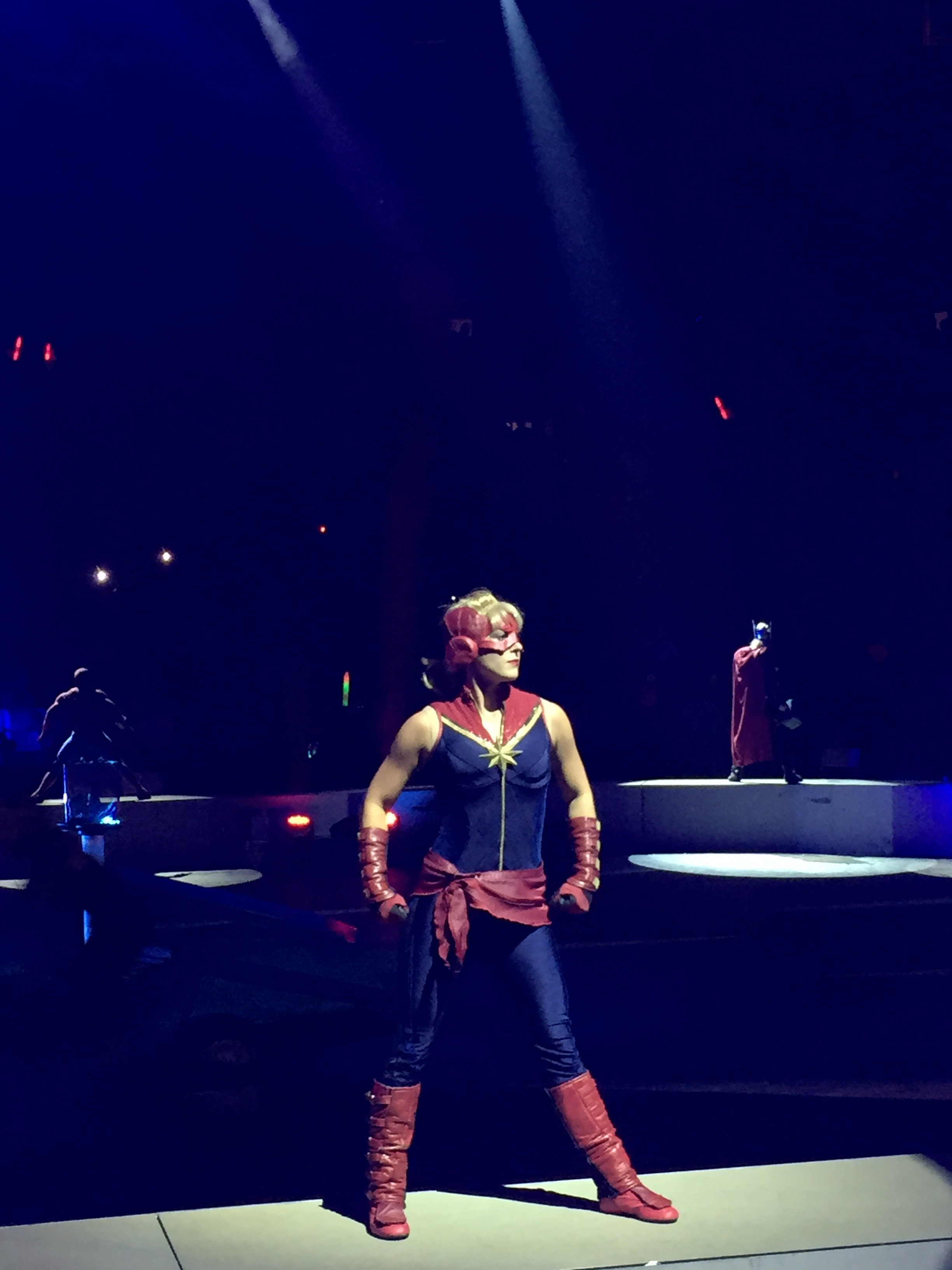 Captain Marvel (Marvel Universe Live)