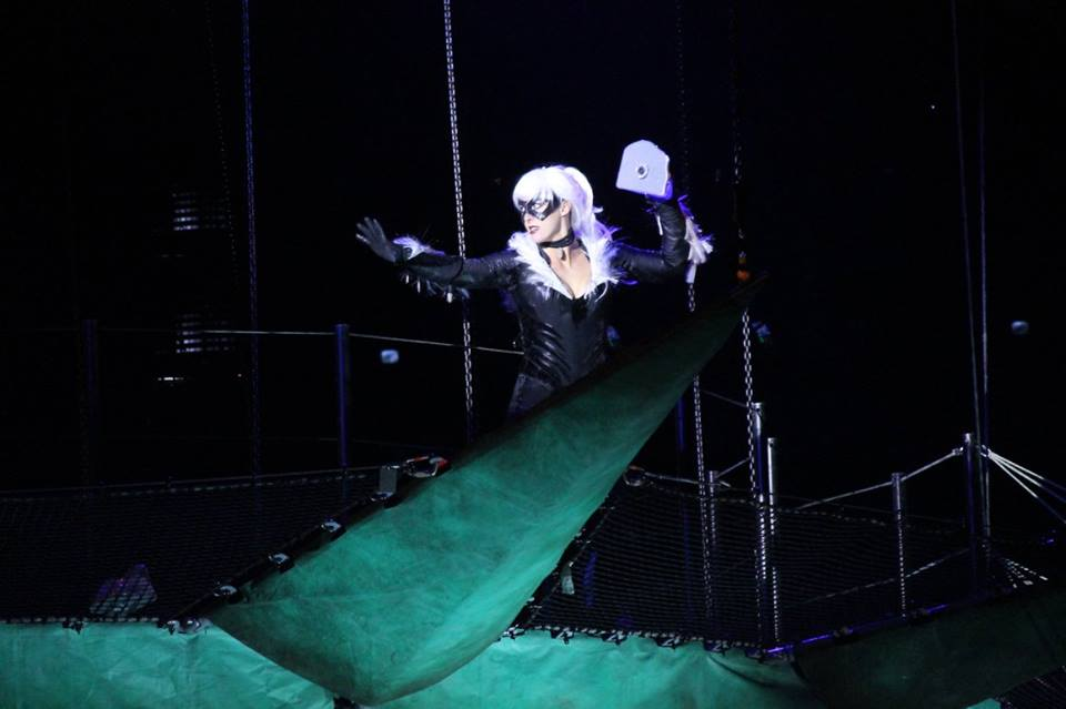 Black Cat, Marvel Universe Live