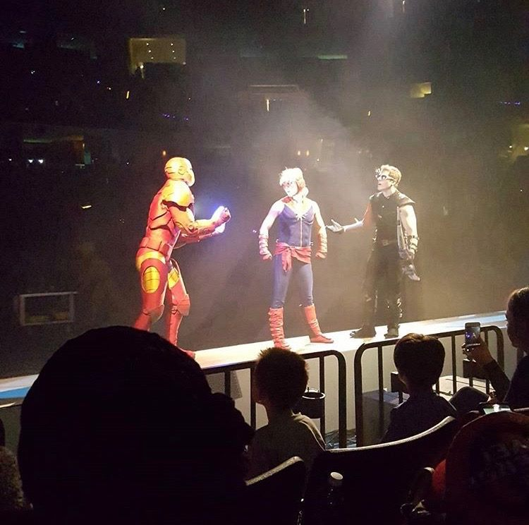 Captain Marvel, Marvel Universe Live